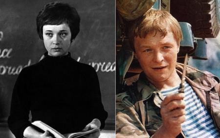 Ирина Печерникова и Борис Галкин