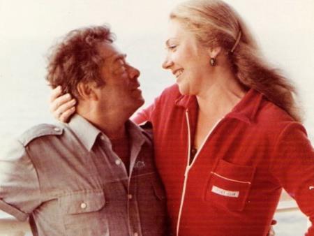 Роман Карцев с женой Викторией