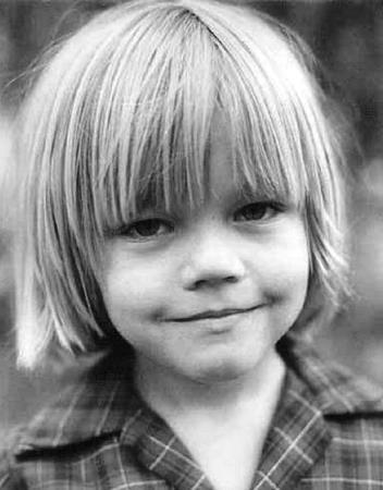 Леонардо в детстве