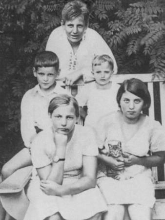 Дети маршала Блюхера