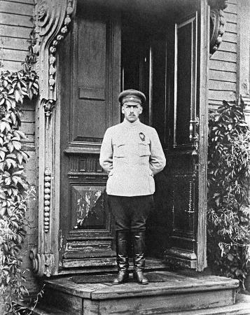 Василий Блюхер, 1919 г.