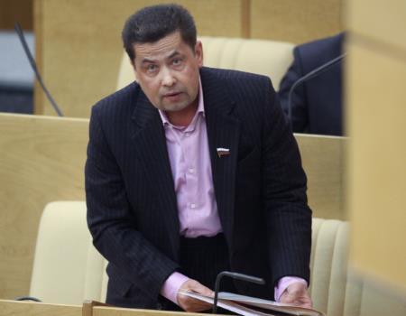 Николай Расторгуев в Гос.Думе