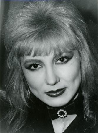 Маша Распутина в молодости