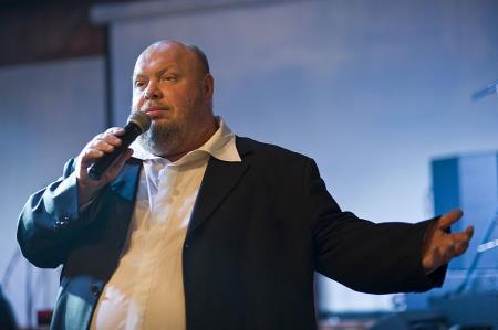 Сергей Крылов на сцене