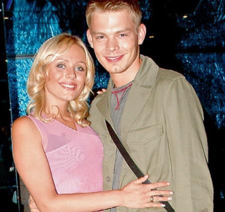 Юлия Началова и ее бывший муж Дмитрий Ланской