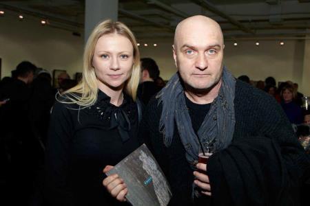 Александр Балуев и Мария Урбановская