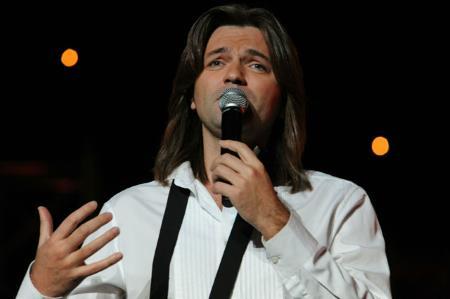Дмитрий Маликов на сцене