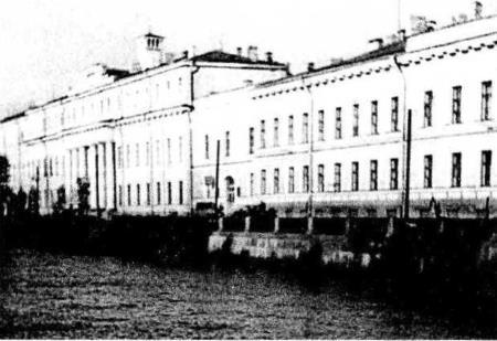 Дворец Юсуповых, где был убит Распутин