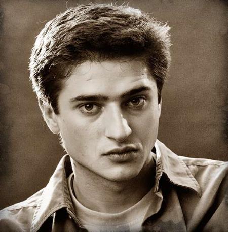 Иван в молодости