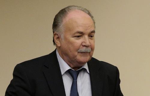 Актер Николай Губенко