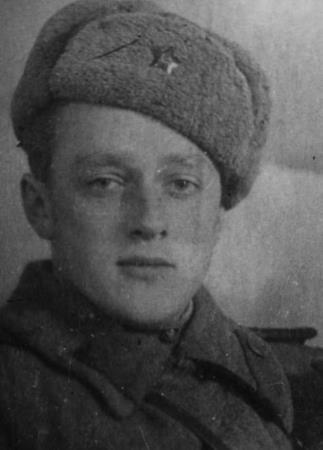 Владислав Стржельчик - военные годы