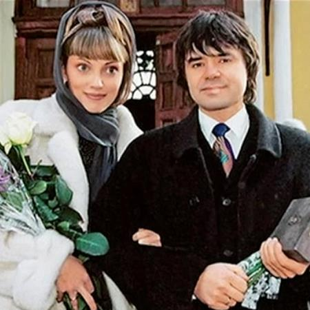 Евгений Осин и Наталья Черемисина
