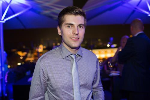 Телеведущий и журналист Дмитрий Борисов