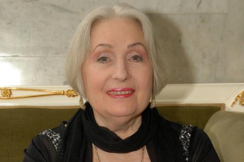 Поэтесса Лидия Козлова