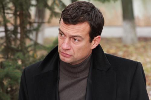 Актер Андрей Чернышов