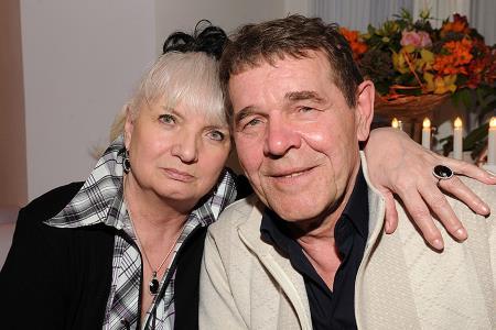 Алексей Булдаков со второй женой Людмилой