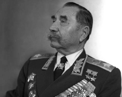 Маршал Семен Буденный