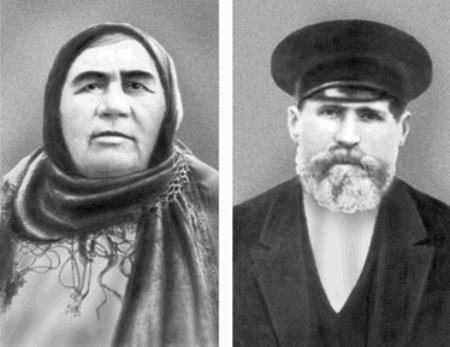Родители Семена Буденного