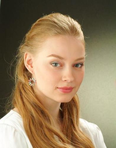 Светлана Ходченкова в молодости