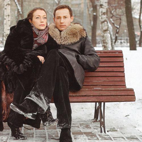 Дмитрий Исаев и Инна Гинкевич