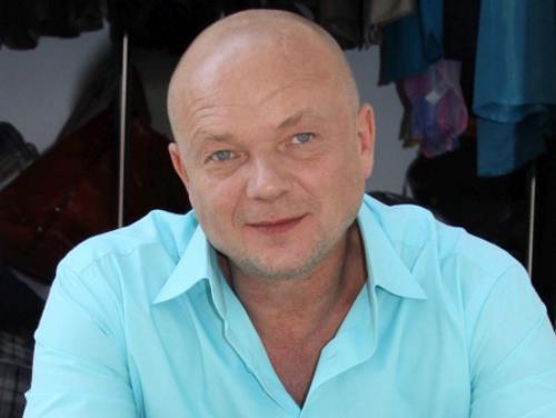 Актер Андрей Смоляков