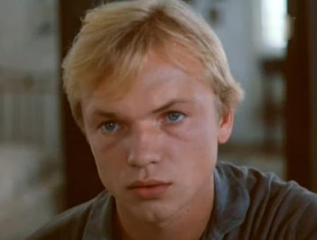 Андрей Смоляков в молодости
