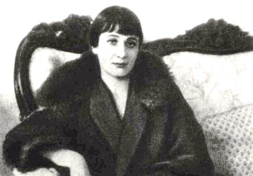Великая поэтесса Анна Ахматова