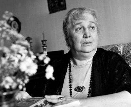Последние годы жизни Анны Ахматовой.