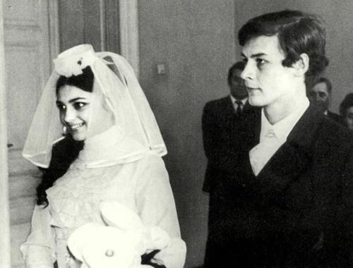 Светлана Тома и Олег Лачин. Свадьба
