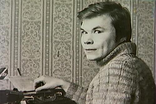 Александр Баширов в молодости