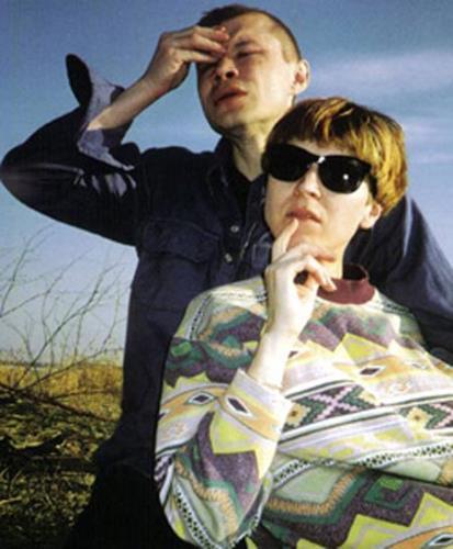 Александр Баширов с женой Инной Волковой