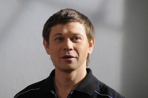 Анатолий Гущин в молодости