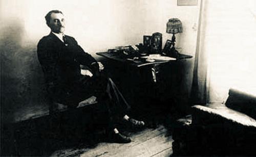 Писатель Александр Грин