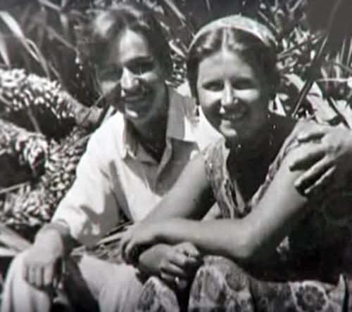 Евгений с женой Севиль в молодости