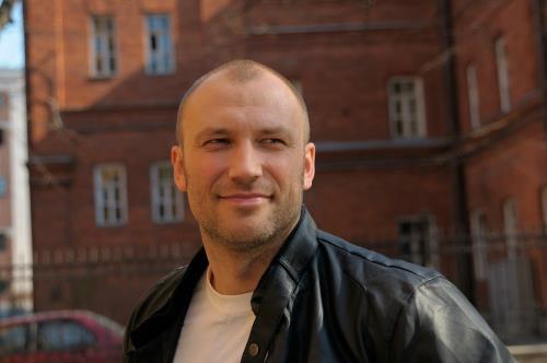 Актер Константин Соловьев