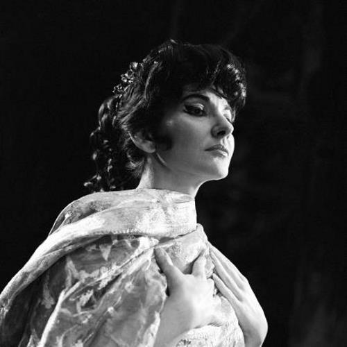 Мария Каллас в опере: Пуччини «Тоска»