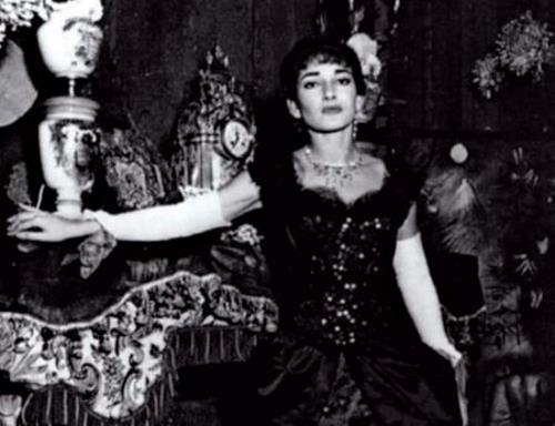 Мария Каллас в Ла Скала
