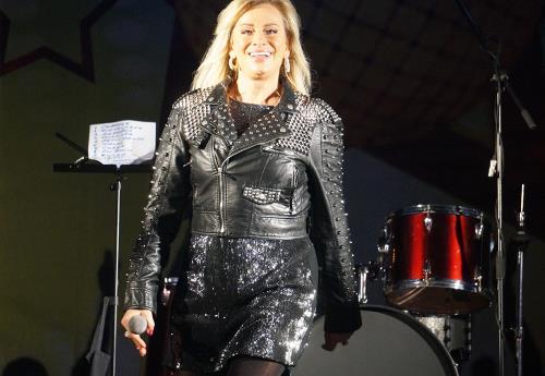 Наталия Гулькина на сцене