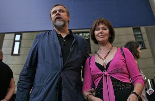 Андрей Эшпай и Евгения Симонова