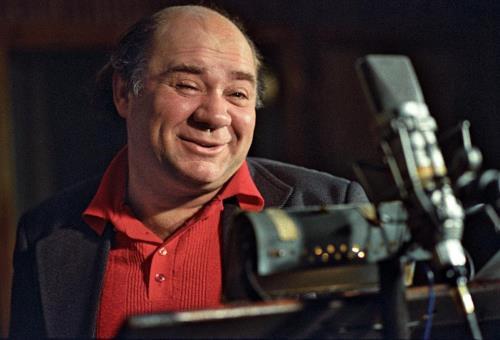 Актер Евгений Леонов