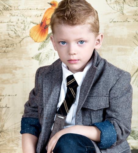 Детское фото Венсана