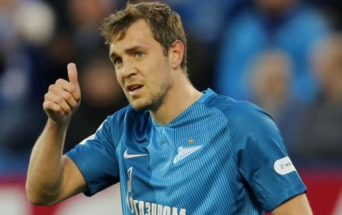 Футболист Артем Дзюба