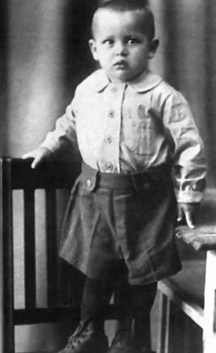 Детское фото Васи