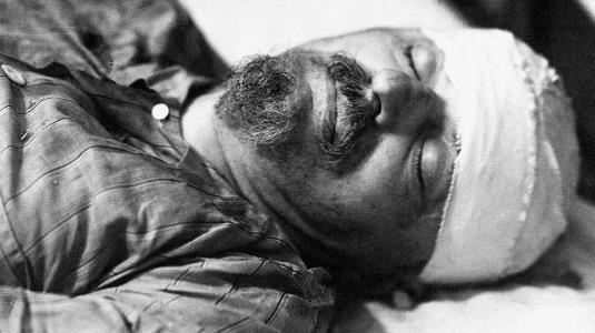 Рана глубиной 7 см шансов не оставила: 21 августа 1940 года Троцкий умер