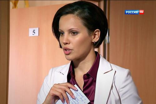 """Евгения Серебренникова в фильме """"Идеальный муж"""""""