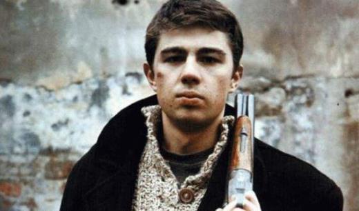 Сергей Бодров-младший в роли Данилы Багрова