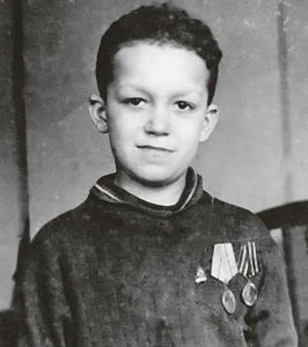 Детское фото Иосифа