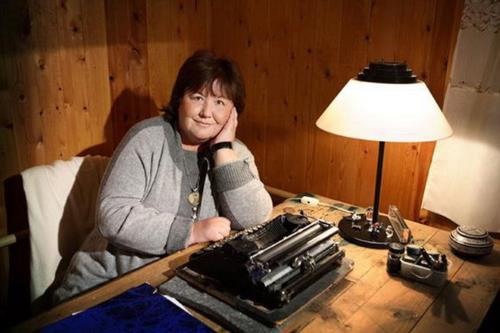 Писательница Виктория Токарева