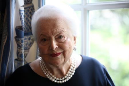 Оливия де Хэвилленд сейчас - 103 года!