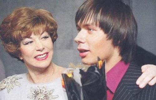 Стас и Эдита Пьеха
